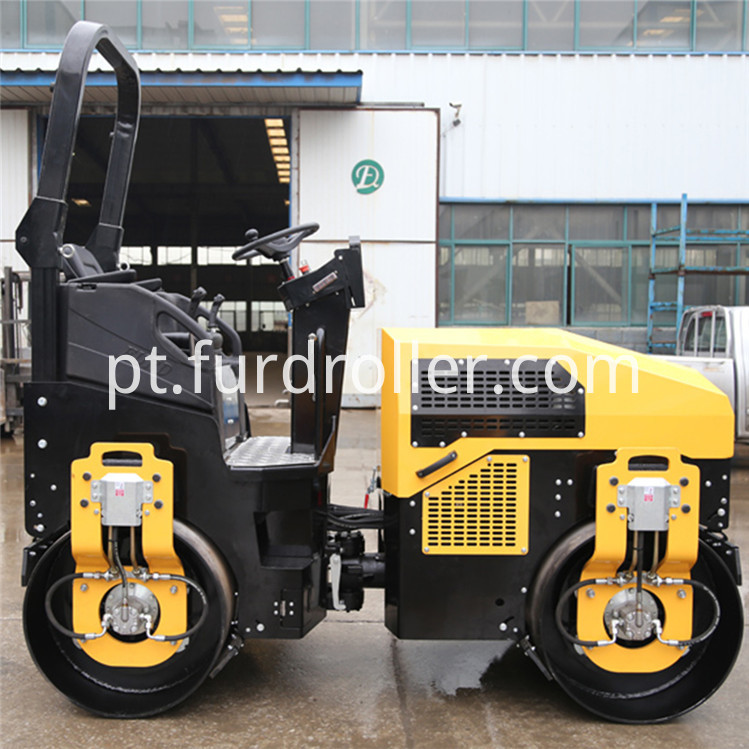 Soil Compaction Road Roller