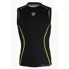 Ativo bom ginásio completo Sublimated camisa Rash Guard 66