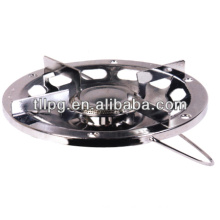 Rapid cooking and camping small gas burner export to Italy