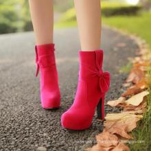 Sapatos de salto alto rosa Sexy Lady