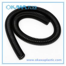 Manguera reforzada de acero PVC resistente a la llama