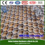 5cm*5cm Tortoise Shell Mesh / Hexsteel Mesh
