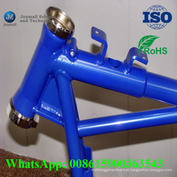 Cor Anodizado Aluminum CNC Casting Bike Part