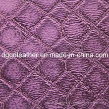 Мода лоскутное украшения мебели кожаный (qdl по-51376)