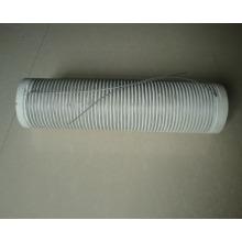 Tubo de alambre de horno resistente a altas temperaturas de material consumible