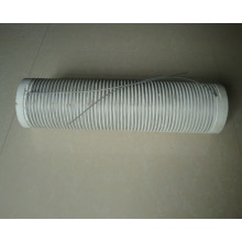 Consumable Material High Temperature Resistant Furnace Wire Pipe