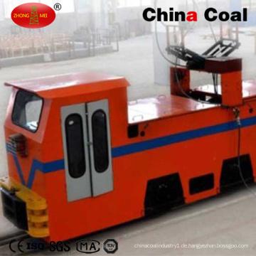 Ccg Mining Explosionsgeschützte Diesellokomotiven