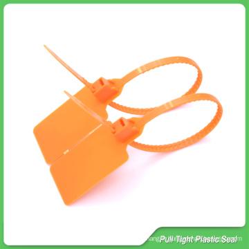 Bracelet en plastique sac phoques (JY410S), récipient en plastique