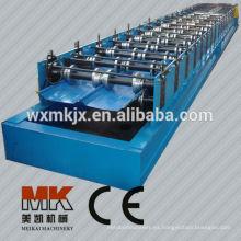 panel de tejado de acero que forma la máquina