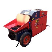 Bomba de transporte de argamassa de cimento para uso em vazamento
