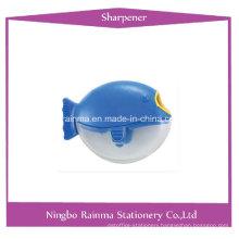 Plastic Sharpener with Fish Shape