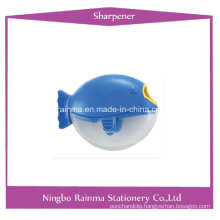 Plastic Sharpener with Fish Shape