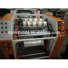 3 polegadas, 2 polegadas Jumbo Roll Cling filme rebobinamento máquina