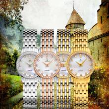 Relógio de aço inoxidável para senhoras 71084