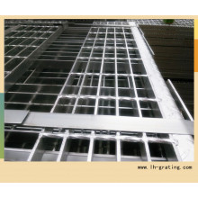 Hot Sale Galvanizing Steel Stair Tread with Nosing