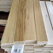 Natural Color and High Quality Russian Oak Engineered Parquet Flooring