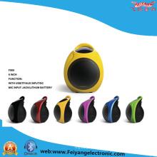 Altavoz Bluetooth inalámbrico Bluetooth F905 de colores