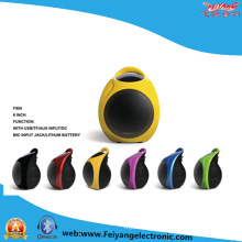 Colorful DJ Wireless Mobile Bluetooth Speaker F905