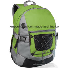 Fashion 600d Polyester Laptop Sports Backpack Bag