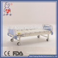 Two-function abs manual hospital bed nursing bed