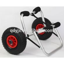 carro de kayak con pata en forma de U y topes de espuma suave YJX02005