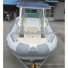 luxueux bateau de nervure HH-RIB730B avec CE