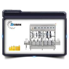 Oil Weight Filling Machine