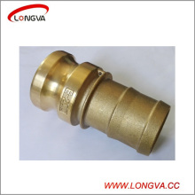 Brass Camlock Quick Coupling Type E