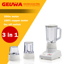 Geuwa Food Processor for Home Use 3 in 1