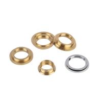 Brass screw cap for faucet valve