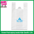 Factory wholesale heavy duty custom printed guanghzou plastic roll bags logo t-shirt