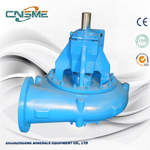 Sandblender Slurry Pump