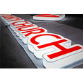 Custom Made Large Signs Letters for Business