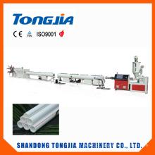 Linha de produção de tubos de plástico PPR