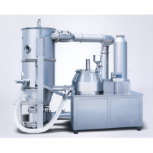GHL-400 High Efficient Super Mixing Granulation Milling Drying Equipment Line