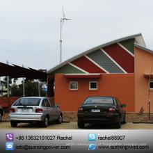 Gerador de Turbina Eólica 5000W de Energia Livre