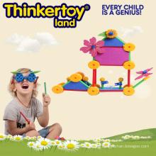 Plastic DIY Preschool Educational Toy in Pretend Play