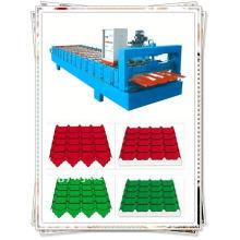 Автоматическая 25-210-1040 застекленная плитка делая машину