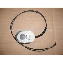 Электрическая катушка 12 вольт Магнит овальный для прицепов