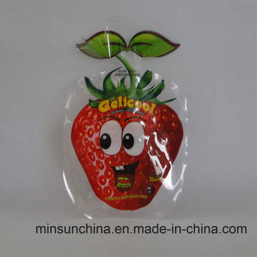 Bolsa de embalaje de 3 hojas de aluminio para bolsa de juguete
