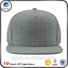 Fashion 5 panels blank snapback cap