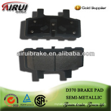 7260-D370 brake pad for Cadillac Escalade 5.8 and Chrysler