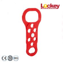 Factory source manufacturing for Multi Lock Hasp Double-end Steel Lockout Hasp Lock Lockout export to Bulgaria Factories