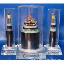 XLPE Insulation Flame Retardant Power Cable, Rated Voltage of 8.7/10kV or Lower, for Coal Mine