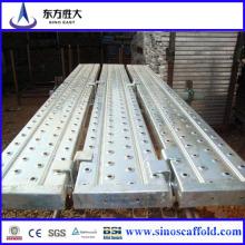 Hecho en China Tablero del andamio / tablero que camina del andamio / tablón del andamio con el mejor precio y venta caliente