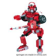 Transformador de la serie Robot diseñador vagabundo 201PCS bloquea juguetes