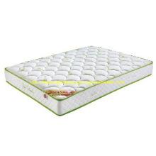 Knitting fabric cover pocket spring mattress