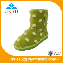 Latest Design Woman Winter Snow Safety Boot