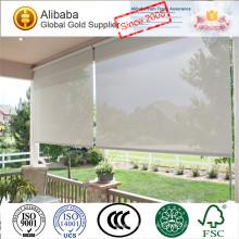 Überlegene Qualität mit billigem Preis der kundenspezifischen eleganten Rollos Jalousien Shangri-La-Vorhänge