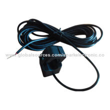Split core current transformer with 5M wire lead